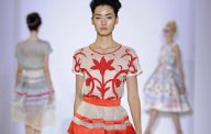 Temperley London Spring/Summer 2013 Collection|London Fashion Week
