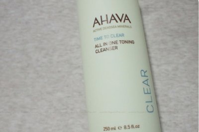 Time to Clear All In 1 Toning Cleanser by Ahava